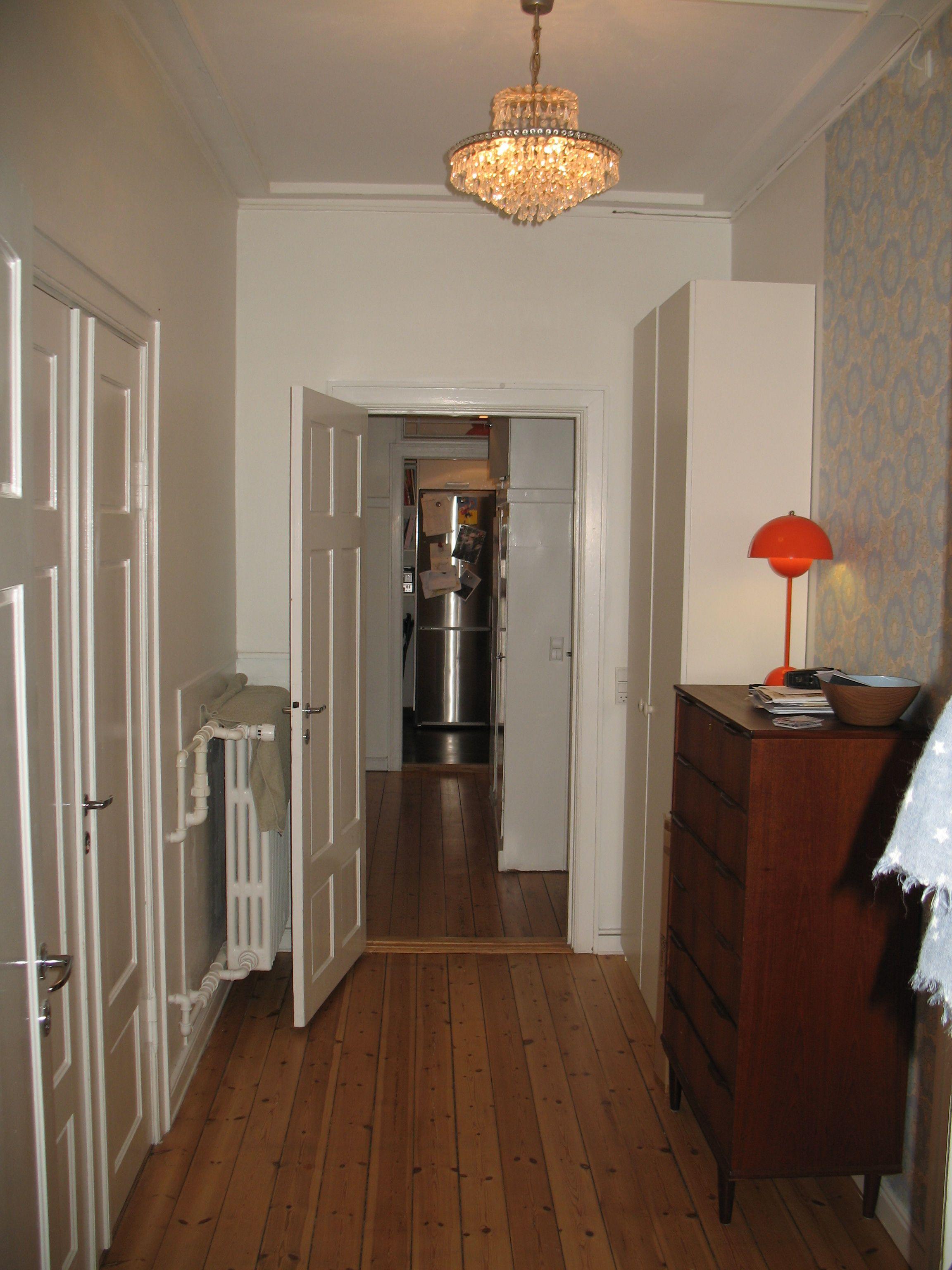 Grand appartement charmant dans le centre de Copenhague