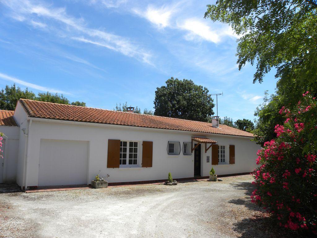 Casa de 110 m² para 6 huéspedes