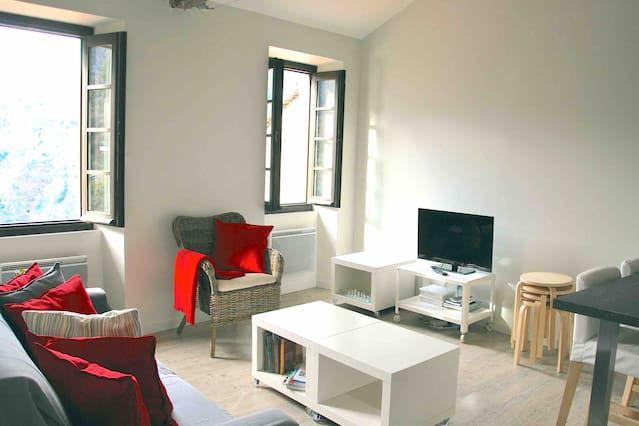 Apartamento funcional para 3 personas