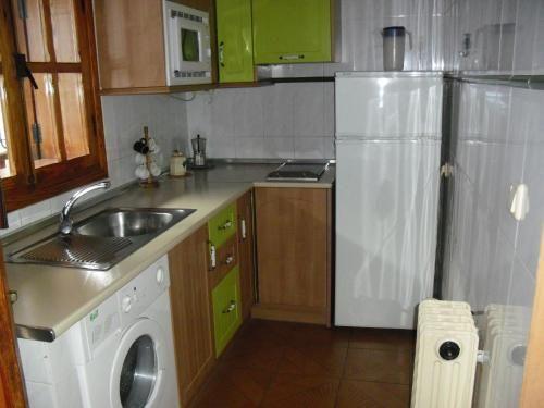 Popular apartamento para 7 huéspedes