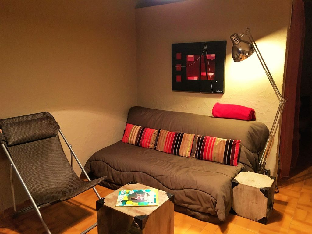 Apartamento de 1 habitación en Leucate