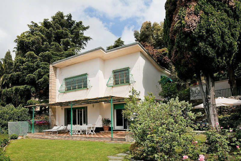 Residencia de 4 habitaciones en Rapallo