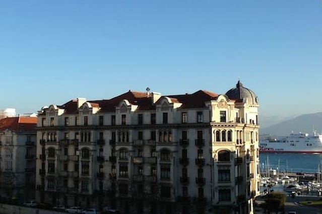 Prisé logement à Santander