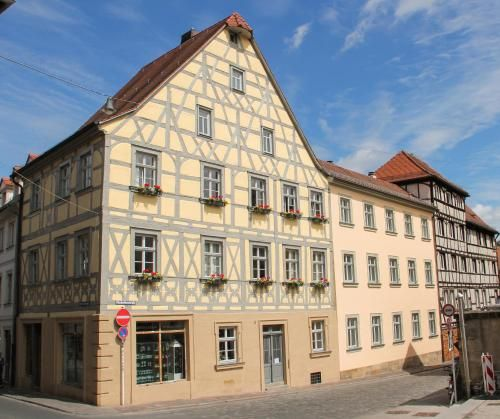 Holiday rental with 2 rooms in Bamberg