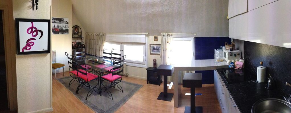 Apartamento funcional en Vitoria de 80 metros