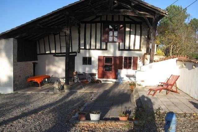 Casa para 10 huéspedes en Bazas