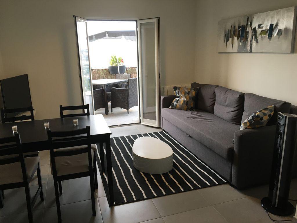 Appartement avec wi-fi pour 4 PAX