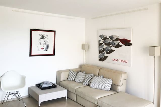 Acogedor apartamento de 70 m²