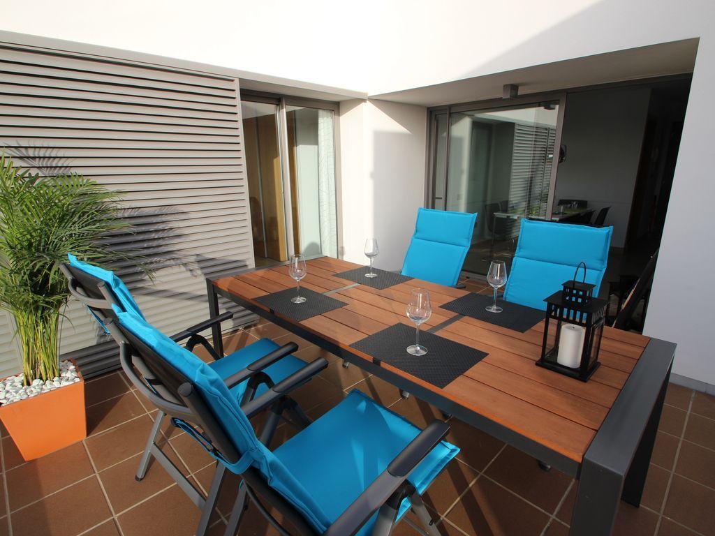 Apartamento atractivo en Conil de la frontera con Cocina y Calefacción