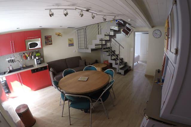Hébergement de 70 m² à Cerbère