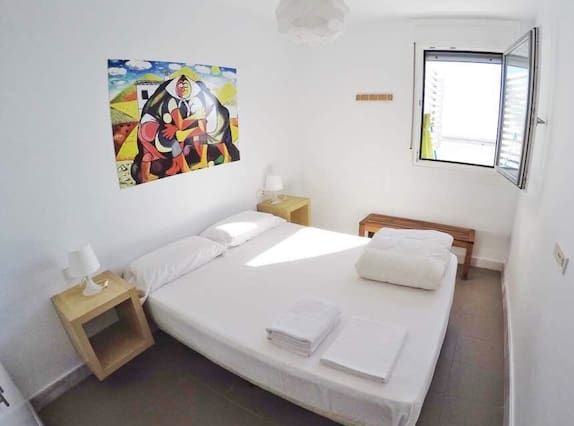 Flat for 4 people with 1 room