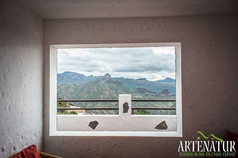 Flat in Artenara with 1 room