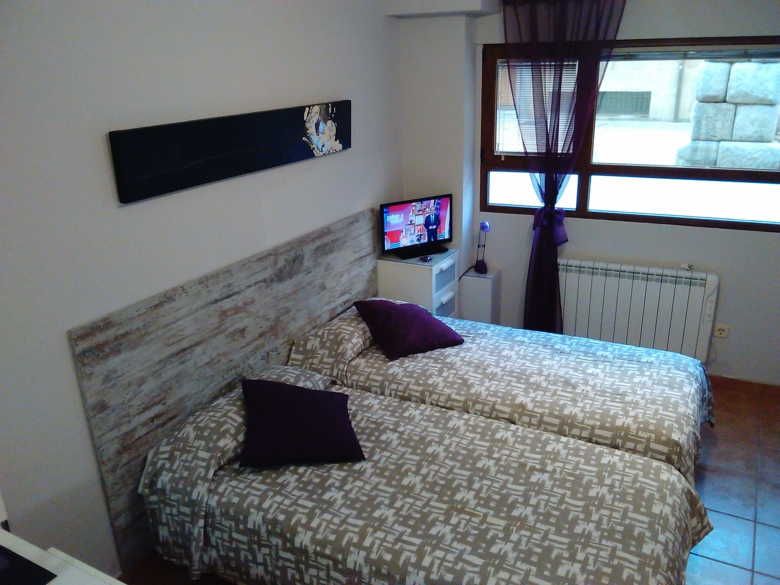 Popular piso para 2 personas en Segovia