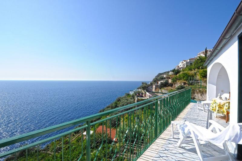 Apartamento en Praiano, Amalfi, Italia