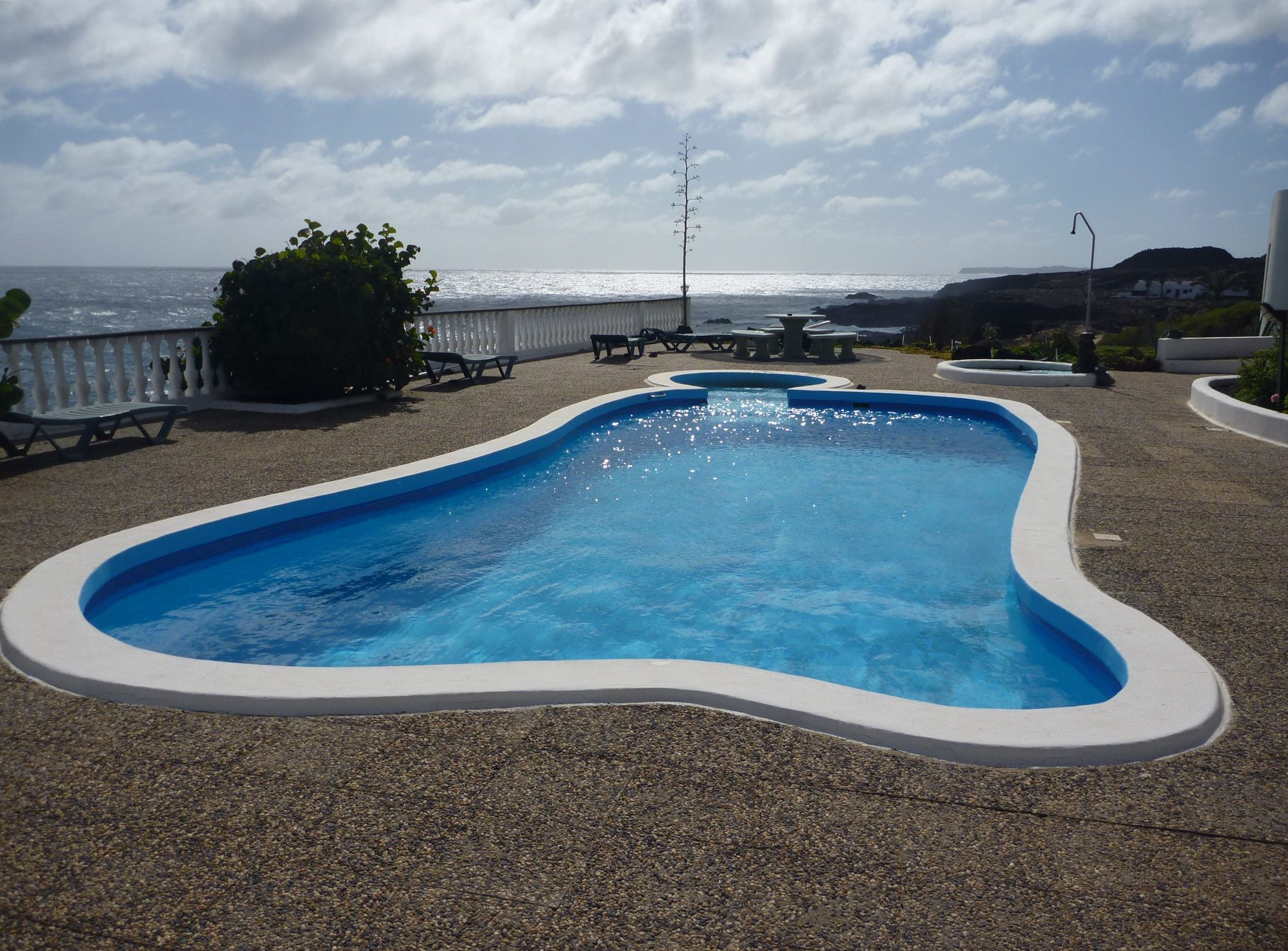 50 m² holiday rental in Charco del palo