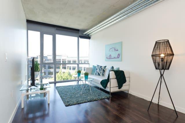 Alojamiento de 1 habitación en Seattle