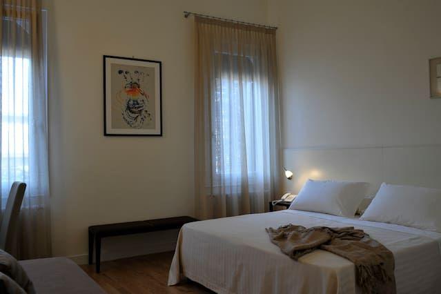 Residencia para 8 huéspedes de 3 habitaciones