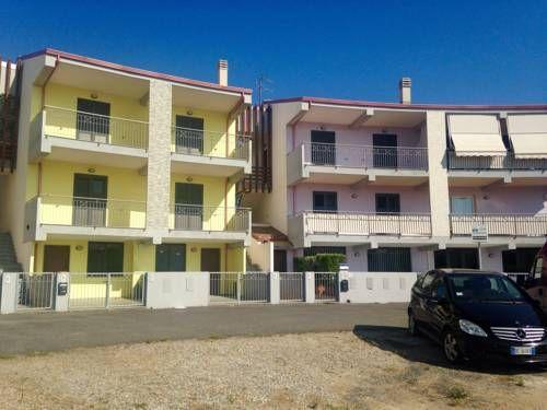 Alojamiento en Sant'andrea apostolo dello ionio de 2 habitaciones