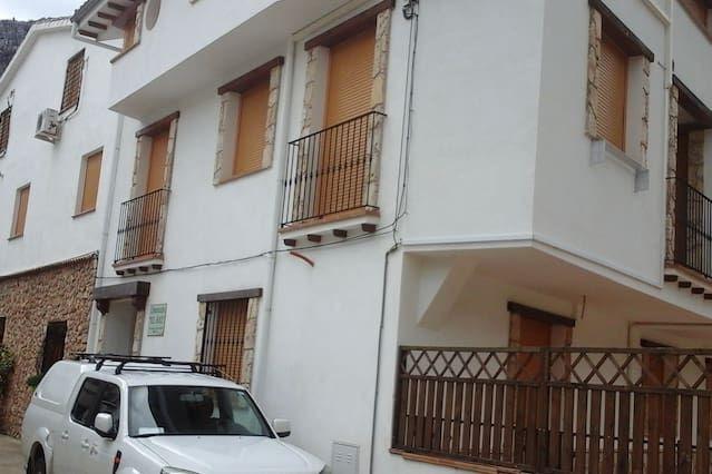 Vivienda para 6 personas de 3 habitaciones