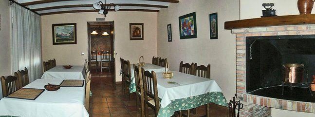 Casa Rural._ La Posada de Clotilde Cella, Aragon