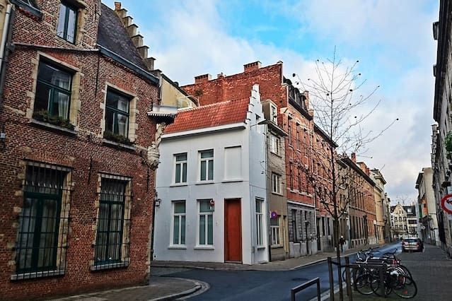 Alojamiento en Antwerp para 4 huéspedes