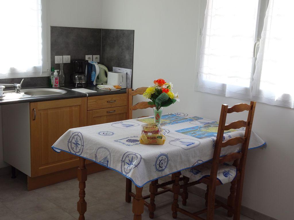 Vivienda de 1 habitación en Longeville sur mer