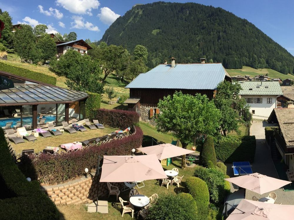 Holiday rental in Morzine avoriaz for 4 guests