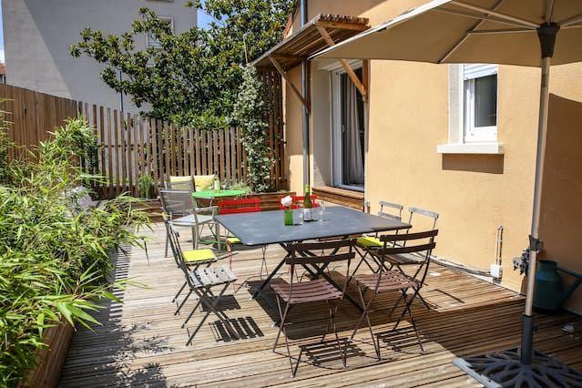 Residencia hogareña en Villeurbanne