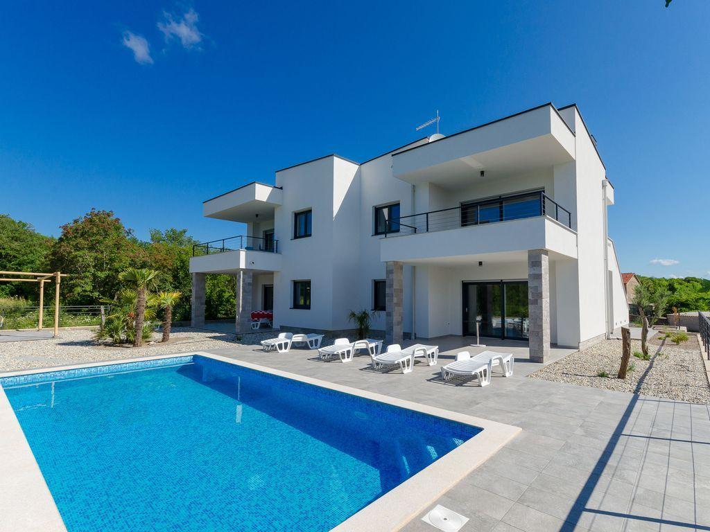 Ferienwohnung in Linardici mit pool