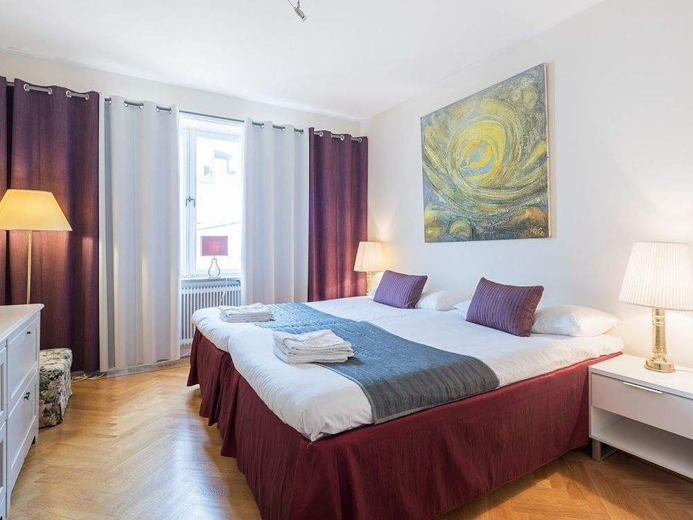 Appartement à Stockholm avec 1 chambre