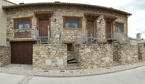 Residencia en Gascones para 6 personas