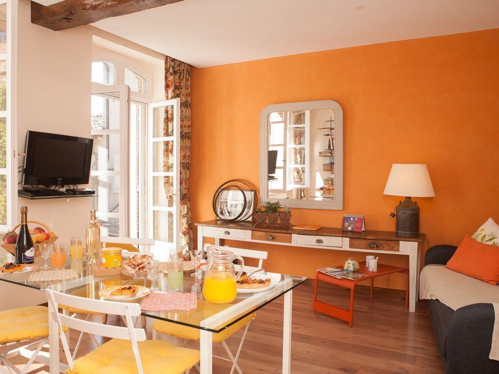 Residencia de 2 habitaciones en Gaillac