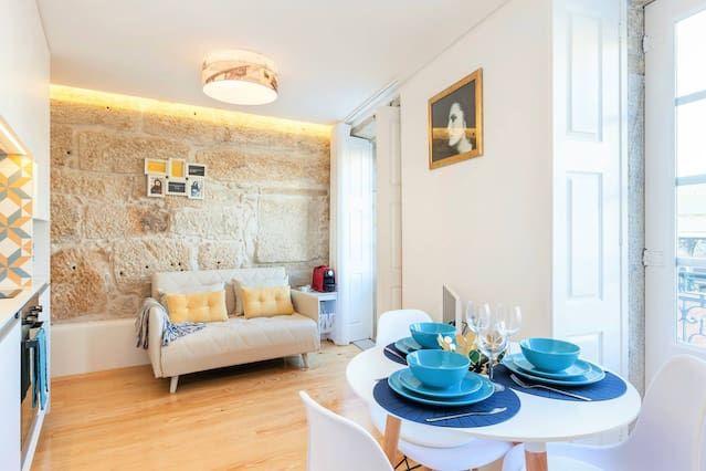 Alojamiento equipado en Porto