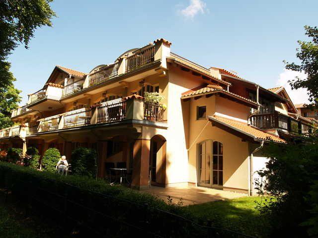 Residenz mit Balkon