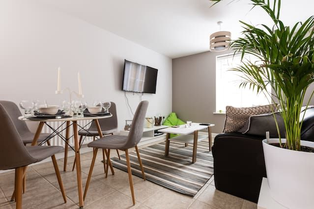 Functional holiday rental with 1 room