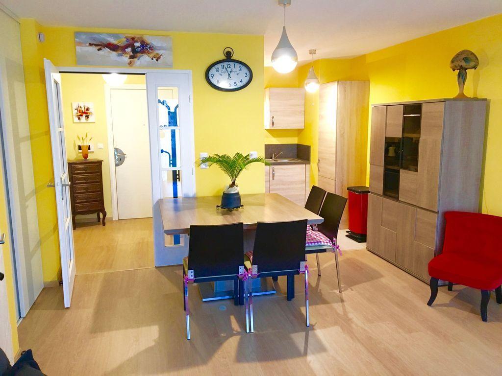 Wohnung auf 45 m²