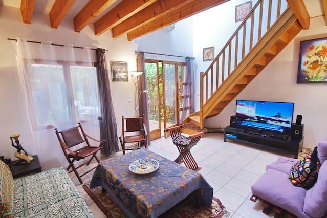 Con todo lo necesario alojamiento de 100 m²