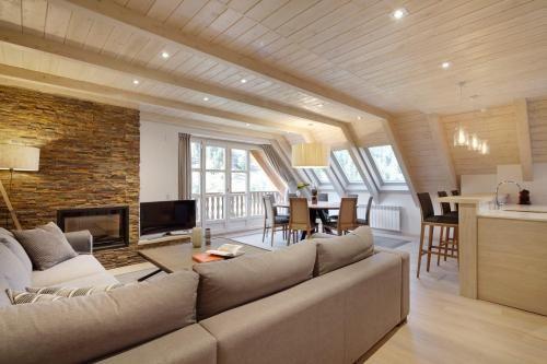 Apartamento con wi-fi para 8 personas