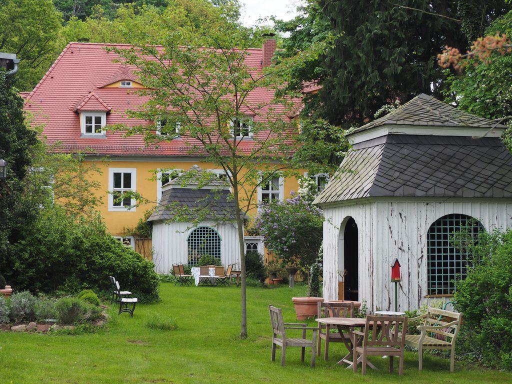 Interessante Ferienwohnung in Radebeul
