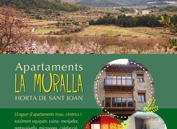 Vivienda en Horta de sant joan de 4 habitaciones