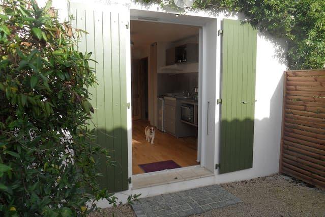 Apartamento de 41 m² de 1 habitación