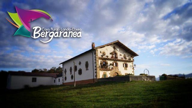 Alojamiento en Ultzama para 10 huéspedes