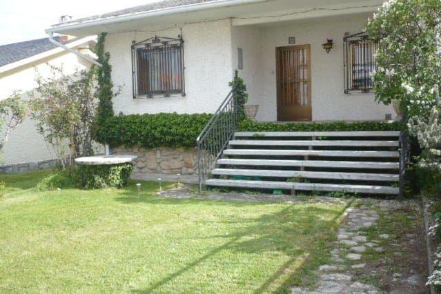 Casa provista en Rascafría