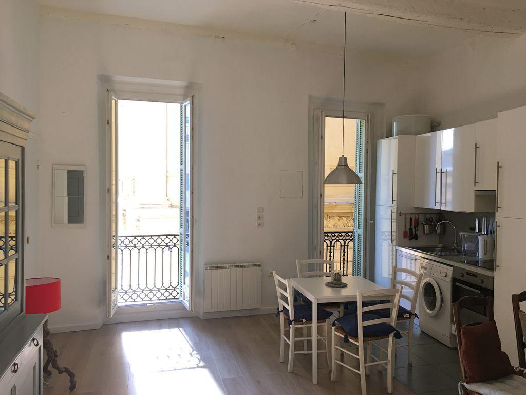 Logement à Nice à 1 chambre