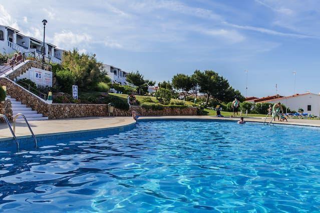 Apartment in Arenal d'en Castell (Minorca)