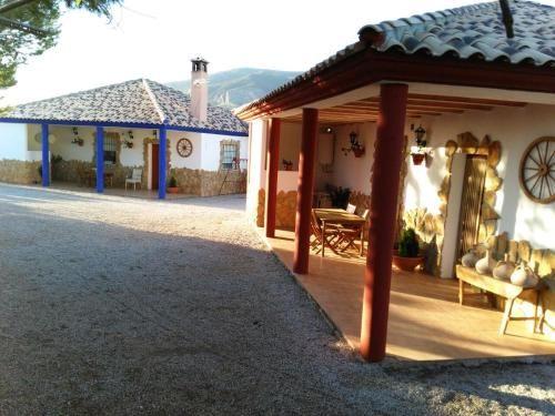 Casa de 2 habitaciones en Pozo alcón