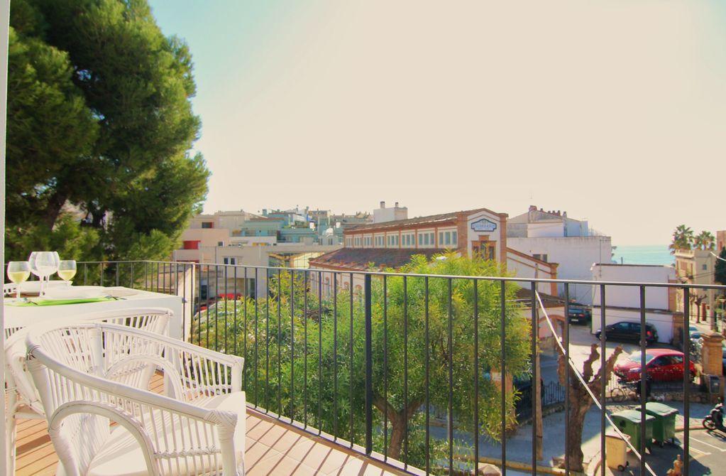 Alquiler atractivo en Sitges con TV y Internet