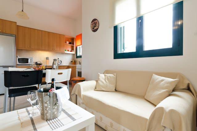 Alojamiento de 1 habitación en Αμμούδι