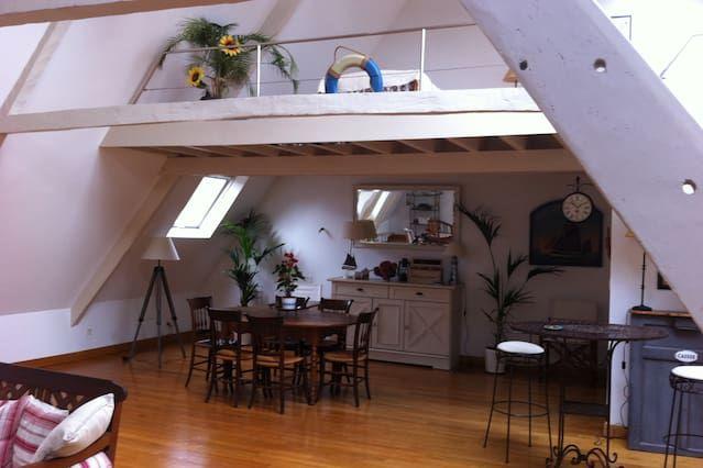 Maravilloso apartamento para 4 personas