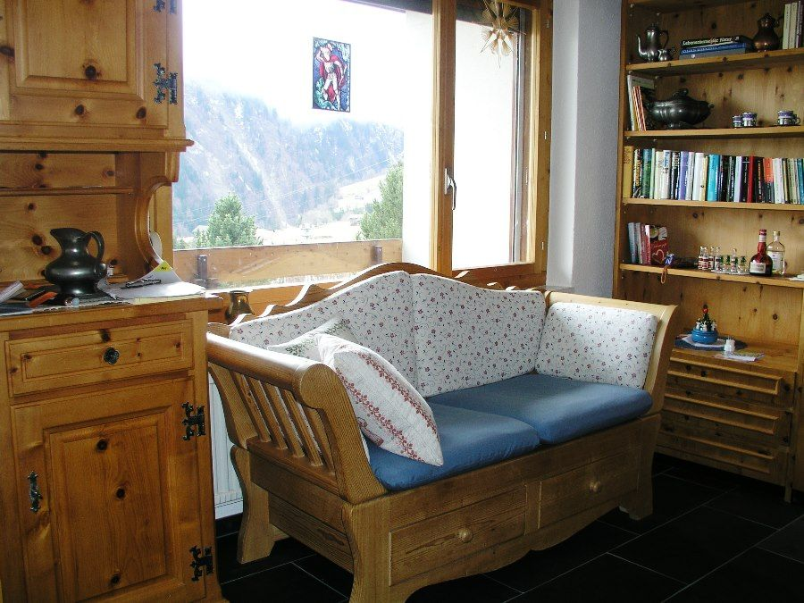 Ferienwohnung Köppel, (Disentis/Mustér). Ferienwohnung mit Dusche/WC, 32 m2 für max. 2 Personen 1053